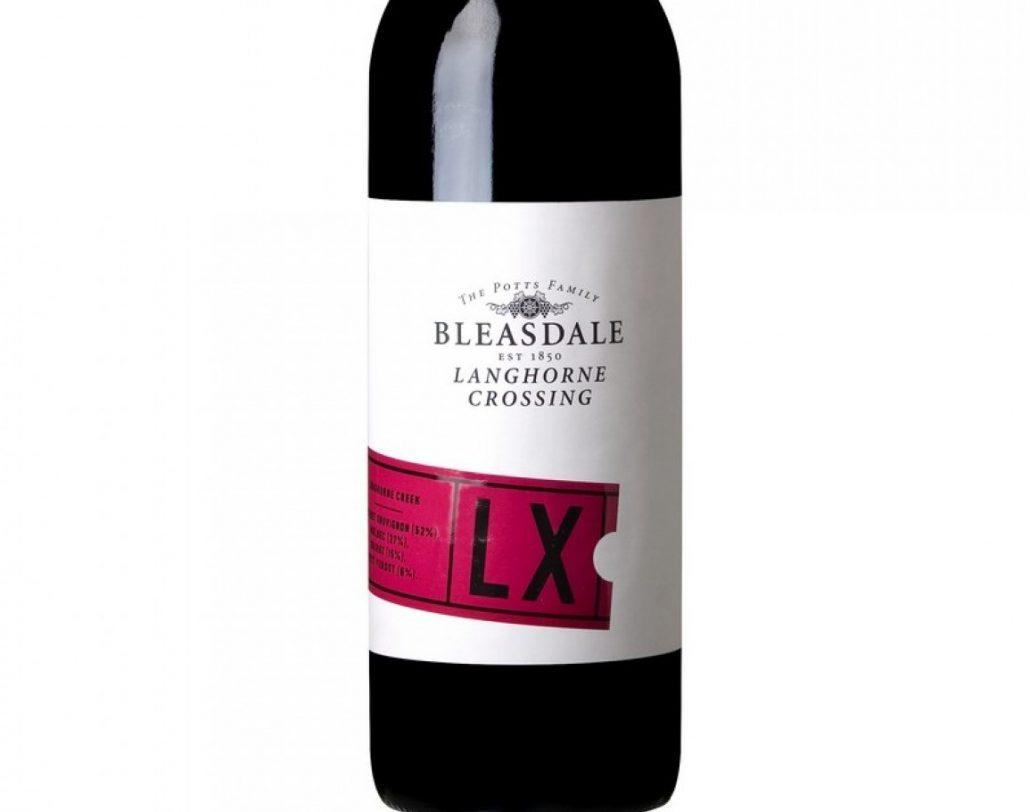 Bleasdale Langhorne Crossing Red, 2011
