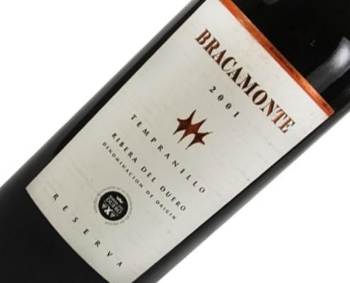 Vinho Bracamonte Reserva 2001
