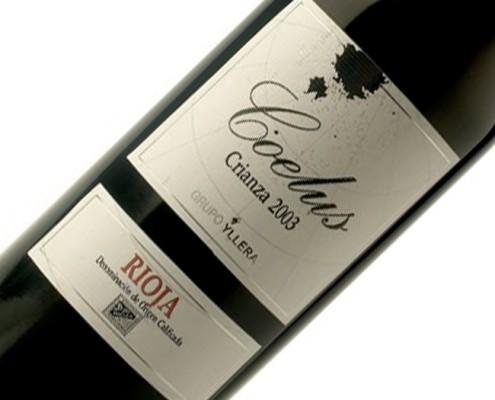 Vinho Coelus Reserve 2003