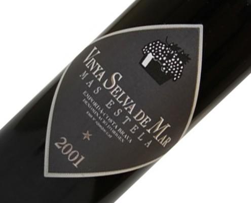 Vinho Mas Estela Vinya Selva de Mar 2001