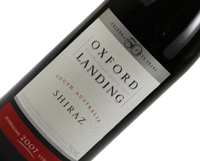 Vinho Oxford Landing Shiraz 2007