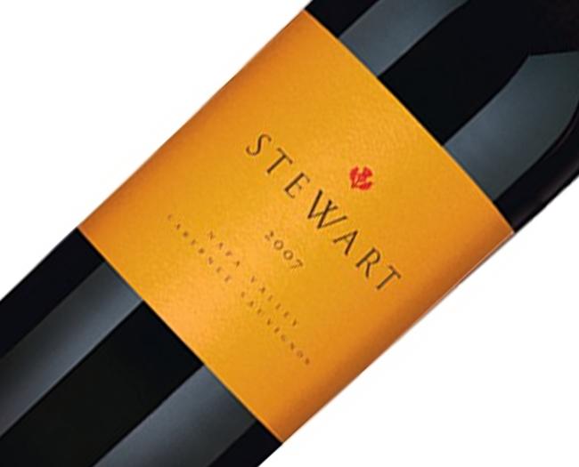 Vinho Stewart Cellars Cabernet Sauvignon 2007