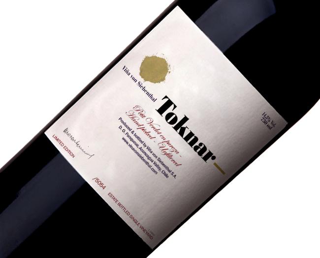 Vinho Von Siebenthal Toknar 2007