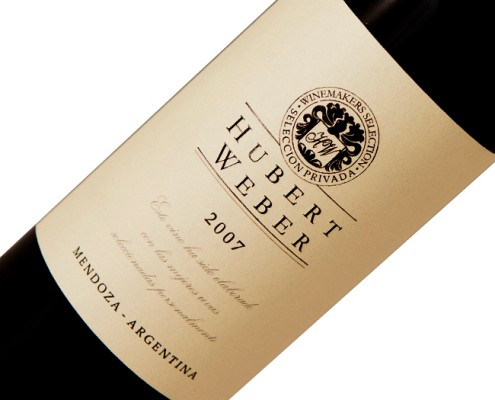 Hubert Weber Winemaker Selecction