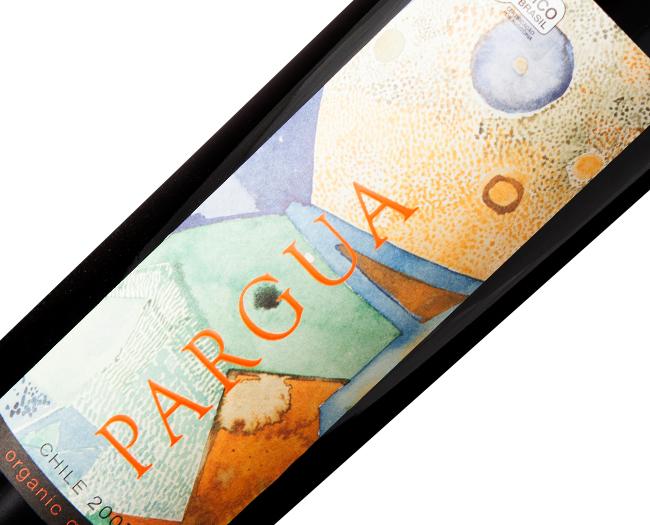 Vinho Pargua Premium Orgánic Assamblage 2007