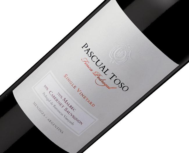 Vinho Pascual Toso Finca Pedregal 2006