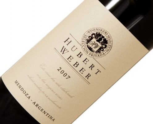 Vinho Hubert Weber Blend Winemaker Selection 2007