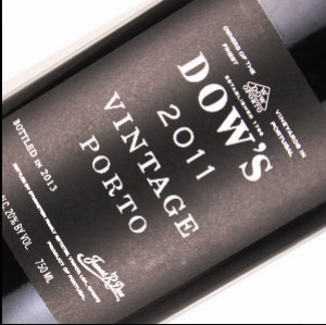 Dows Vintage 2011 wine spectator