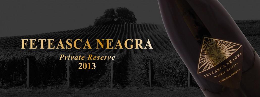 Feteasca Neagra Private Reserve 2013