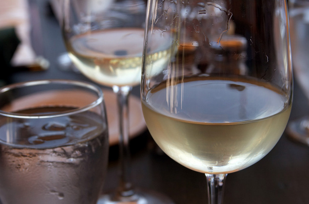 Temperaturas ideais para degustar um vinho branco