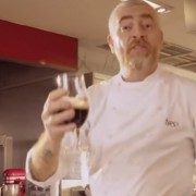 Zabaione com Cerveja Stout by Alex Atala