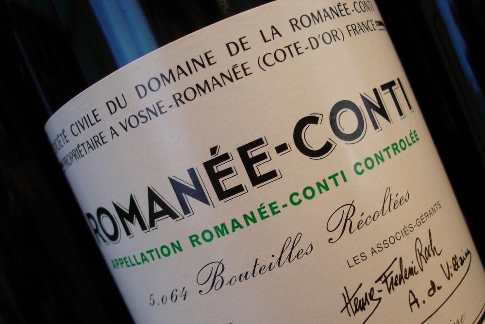 Os 10 vinhos mais caros do mundo