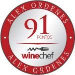 Viña Una Hectárea Balance 2008 - 91 pontos Winechef