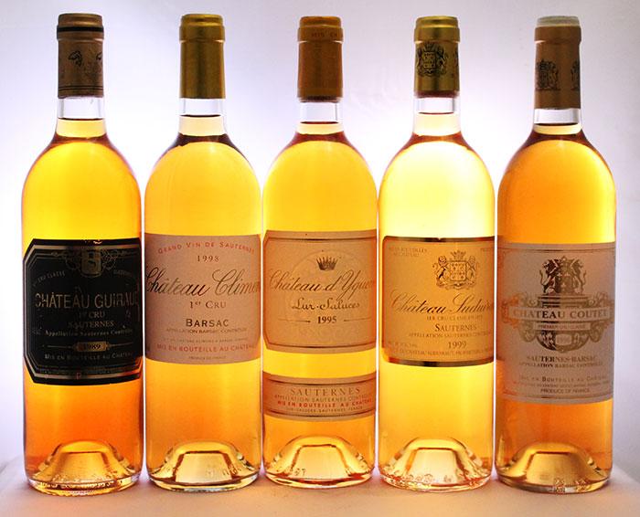 Vinhos de Sauternes