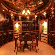 Adega de vinhos