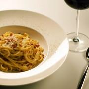 Receita de Spaghetti alla Carbonara