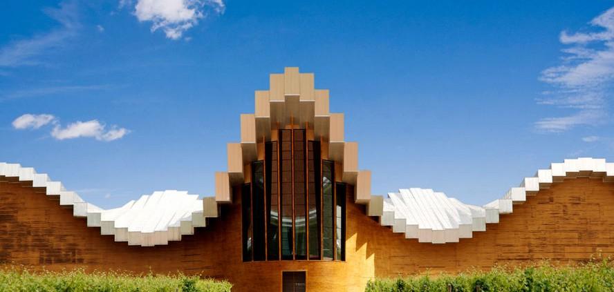Bodega Ysios, Rioja. Espanha