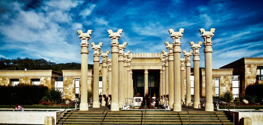 Darioush Winery, Napa Valley, Estados Unidos