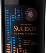Sucesor é um vinho blend Premium a base de Carignan do grupo Casa Donoso
