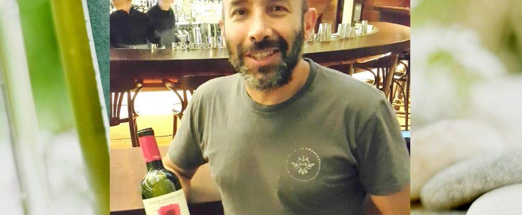 Enólogo Felipe García