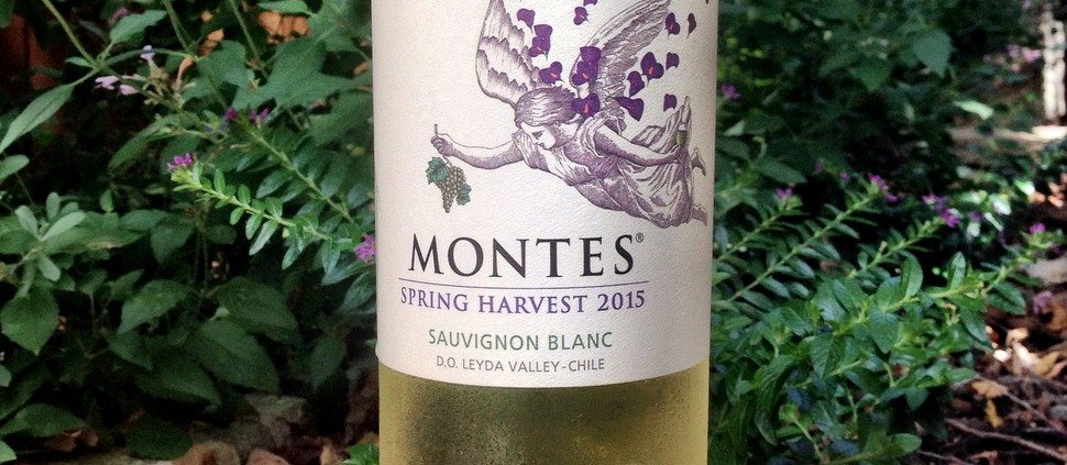 Montes Spring Harvest Sauvignon Blanc 2015
