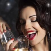 Mulheres que bebem vinho tem uma vida sexual mais ativa