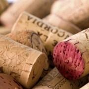 A rolha e o vinho