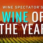 Revelado o nome do melhor vinho do ano 2015 da Wine Spectator