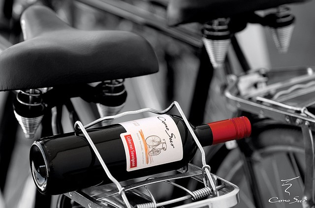 Vinho chileno pode interromper Tour de France