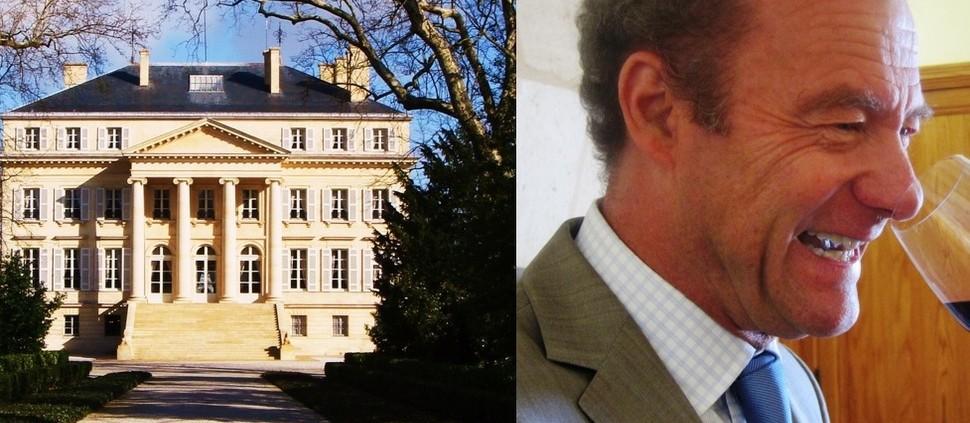 Conhecido por sua elegância, Paul Pontallier era diretor do Château Margaux, uma das mais ilustres casas produtoras de vinho do mundo.