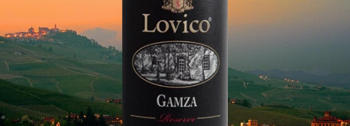 Vinho Lovico Gamza Reserve, 2009