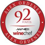 Vinho Calzadilla Opta, 2007 - 91 pontos Winechef