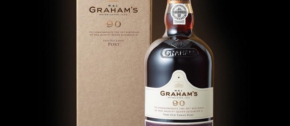Graham's 90: um brinde muito especial à Rainha Isabel II