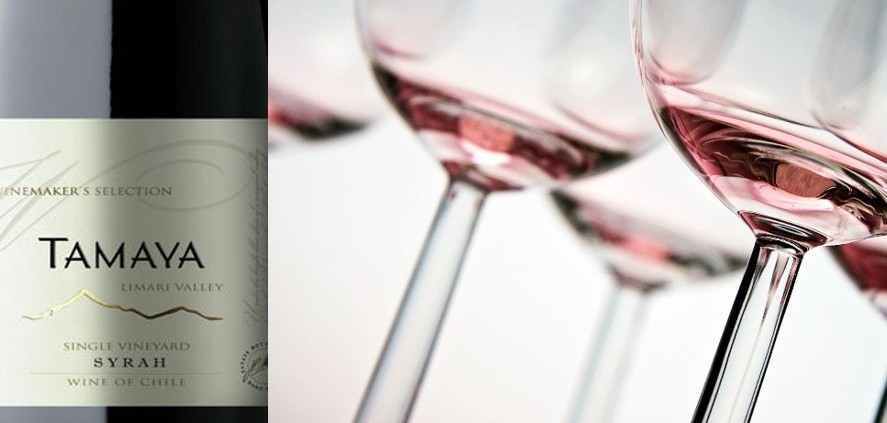 Tamaya Winemaker Selection Syrah, 2007