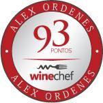 Winechef 93 Pontos