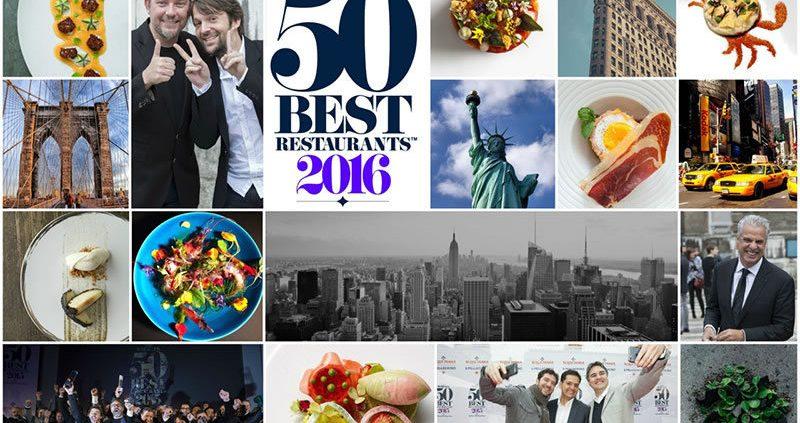 Sai a lista dos 50 melhores restaurantes do mundo 2016