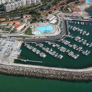 Cidade de Portugal envelhece vinhos no fundo do mar