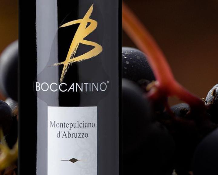 Boccantino Montepulciano D'Abruzzo, 2014