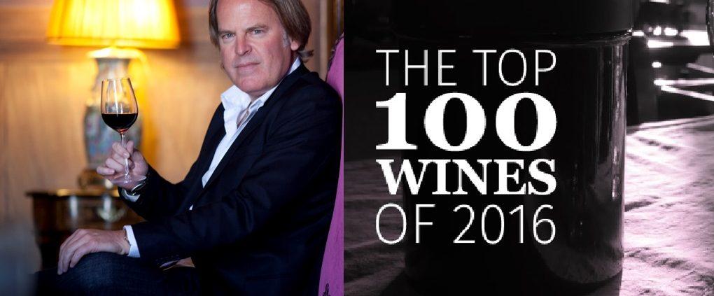 James Suckling: Os melhores 100 vinhos do mundo 2016