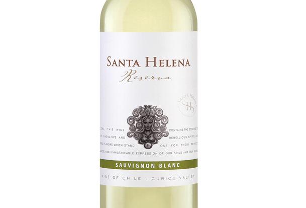 Santa Helena Reserva Sauvignon Blanc, 2013