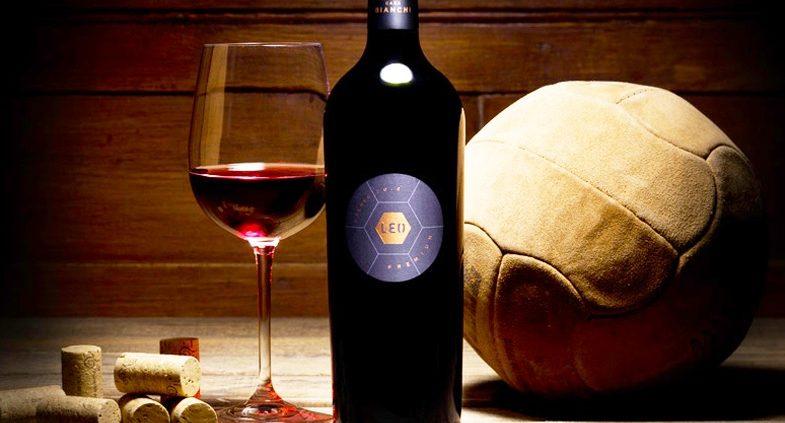 O vinho de Messi