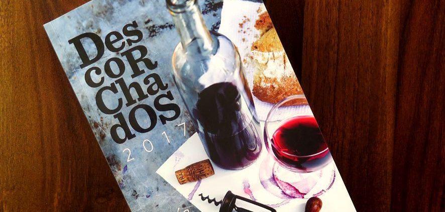 Guia de vinhos Descorchados 2017. Lista completa ganhadores por categorias