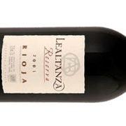 Vinho Tinto Lealtanza Gran Reserva, 2001