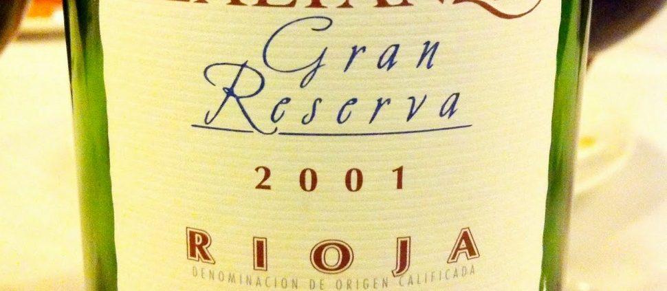 Vinho Tinto Lealtanza Gran Reserva, 2001 2