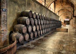 Os barris usados e seu efeito no vinho