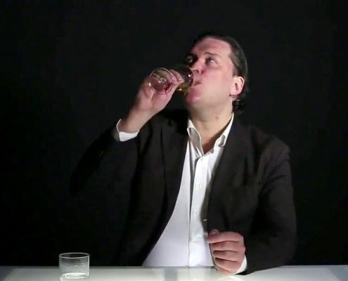 Andreas Larsson avaliou 195 vinhos portugueses