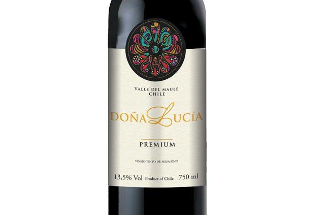 Vinho Casa Donoso Doña Lucía Premium, 2012