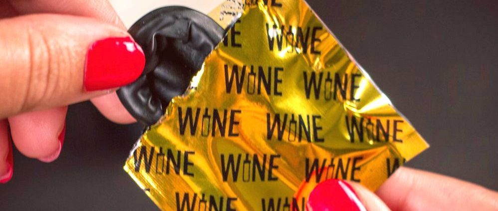 Camisinha de Vinho