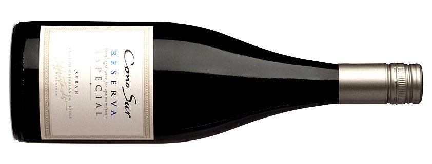 Vinho Cono Sur Reserva Especial Syrah 2013