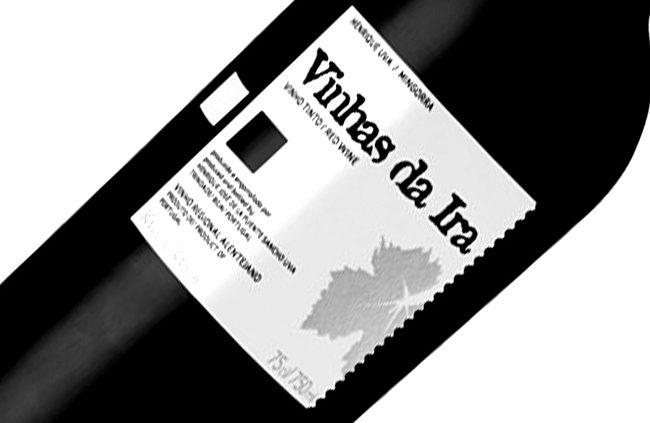 Vinho Herdade Da Mingorra Vinhas da Ira, 2008